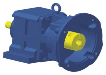 Pogonska tehnika-BAUER-Reduktor, gonilo, predle�je-Industrijska oprema-dvigala-dvi�ni sistemi-ABUS-zastopstvo TALER ING-TALER-Industrijska oprema-linije