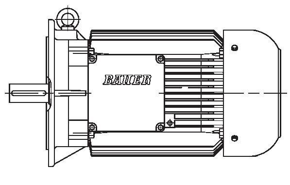 Industrijska oprema-Pogonska tehnika-BAUER-Reduktor-Elektromotorno gonilo-predležje-IEC Motor-Pogonska tehnika-Industrijska oprema-BAUER-Reduktorji, gonila in predležja-Altra Industrial Motion-BAUER-Industrijska oprema-TALER ING