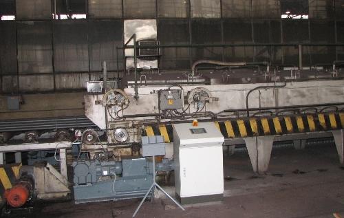 Pogonska tehnika-Kontinuirana žarilna peč-BAUER-Industrijska oprema-reduktorji-gonila-Pogonski sklop Štore Steel-Pogonska tehnika-Industrijska oprema-BAUER-Reduktorji, gonila in predležja-Altra Industrial Motion-BAUER-Industrijska oprema-TALER ING