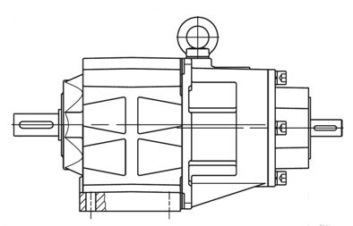 Pogonska tehnika-Brezmotorna gonila-Industrijska oprema-BAUER-Reduktorji, gonila in predležja-Altra Industrial Motion-BAUER-Industrijska oprema-TALER ING