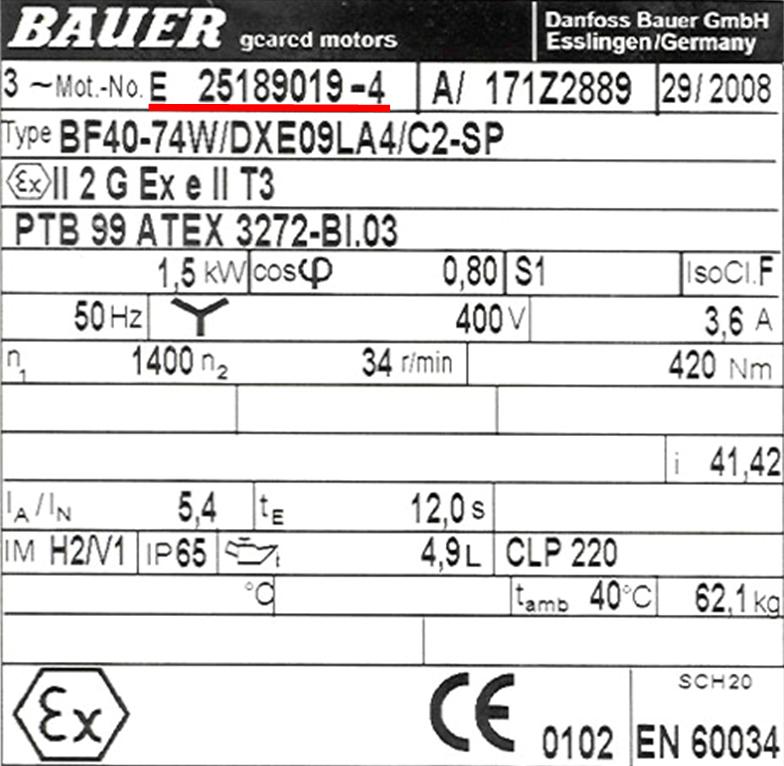 Pogonska tehnika-Industrijska oprema-BAUER-Reduktorji, gonila in predležja-Altra Industrial Motion-BAUER-Industrijska oprema-TALRE ING-linije